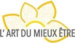 L'art du mieux être ॐ Logo